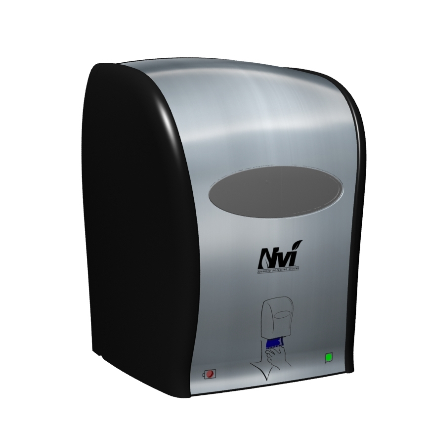 Electronic Roll Towel Dispenser